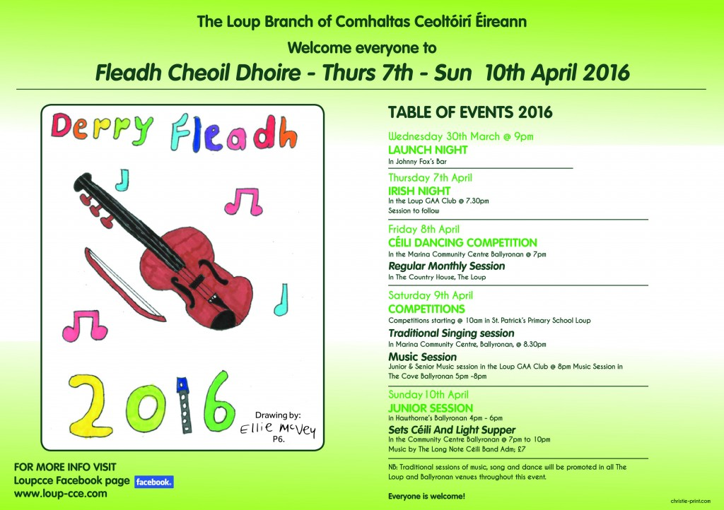 FLEADH2016